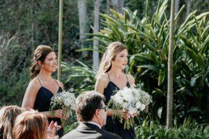 Danielle & Chris xx Married - Bundaleer Rainforest Gardens, Brisbane  12