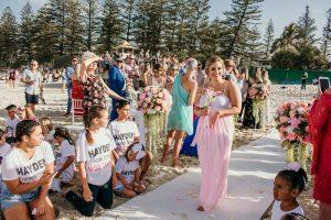 Courtney & Hayden Married xx Burleigh Heads beach- Gold Coast xx  141