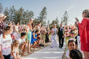 Courtney & Hayden Married xx Burleigh Heads beach- Gold Coast xx  142