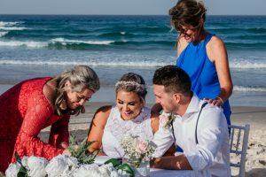Courtney & Hayden Married xx Burleigh Heads beach- Gold Coast xx  146