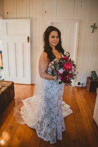 Melanie & Cameron - Married xx Gold Coast Farm House, Numinbah Valley  197