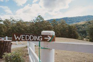 Melanie & Cameron - Married xx Gold Coast Farm House, Numinbah Valley  199
