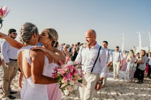 Courtney & Hayden Married xx Burleigh Heads beach- Gold Coast xx  150
