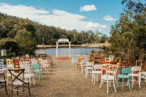 Melanie & Cameron - Married xx Gold Coast Farm House, Numinbah Valley  1