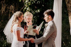 Danielle & Chris xx Married - Bundaleer Rainforest Gardens, Brisbane  13