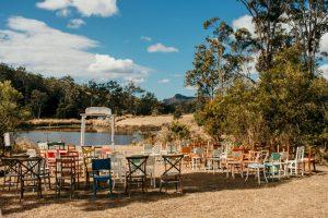Melanie & Cameron - Married xx Gold Coast Farm House, Numinbah Valley  2