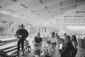 Melanie & Cameron - Married xx Gold Coast Farm House, Numinbah Valley  3