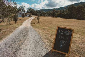 Melanie & Cameron - Married xx Gold Coast Farm House, Numinbah Valley  6