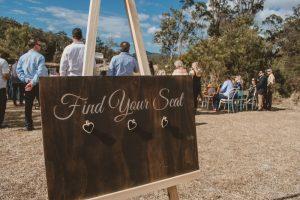 Melanie & Cameron - Married xx Gold Coast Farm House, Numinbah Valley  7