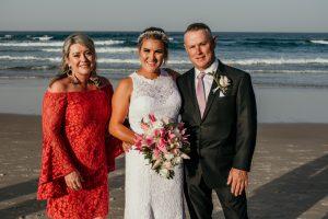 Courtney & Hayden Married xx Burleigh Heads beach- Gold Coast xx  157