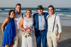Courtney & Hayden Married xx Burleigh Heads beach- Gold Coast xx  158