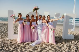 Courtney & Hayden Married xx Burleigh Heads beach- Gold Coast xx  159