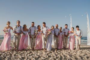 Courtney & Hayden Married xx Burleigh Heads beach- Gold Coast xx  160