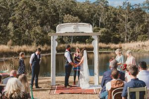 Melanie & Cameron - Married xx Gold Coast Farm House, Numinbah Valley  11
