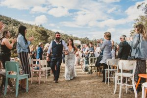 Melanie & Cameron - Married xx Gold Coast Farm House, Numinbah Valley  12