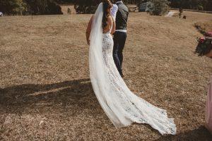 Melanie & Cameron - Married xx Gold Coast Farm House, Numinbah Valley  13