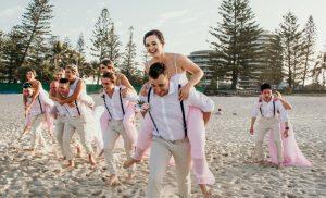 Courtney & Hayden Married xx Burleigh Heads beach- Gold Coast xx  163