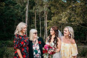 Melanie & Cameron - Married xx Gold Coast Farm House, Numinbah Valley  19