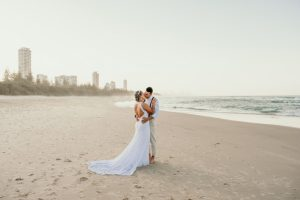 Courtney & Hayden Married xx Burleigh Heads beach- Gold Coast xx  170