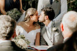 Danielle & Chris xx Married - Bundaleer Rainforest Gardens, Brisbane  15