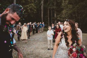 Melanie & Cameron - Married xx Gold Coast Farm House, Numinbah Valley  24
