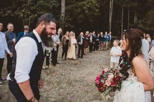Melanie & Cameron - Married xx Gold Coast Farm House, Numinbah Valley  25