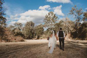 Melanie & Cameron - Married xx Gold Coast Farm House, Numinbah Valley  27