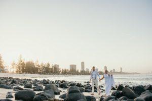 Courtney & Hayden Married xx Burleigh Heads beach- Gold Coast xx  180