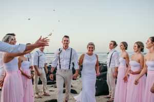 Courtney & Hayden Married xx Burleigh Heads beach- Gold Coast xx  181