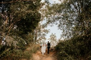 Melanie & Cameron - Married xx Gold Coast Farm House, Numinbah Valley  32