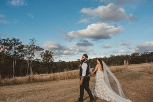 Melanie & Cameron - Married xx Gold Coast Farm House, Numinbah Valley  37