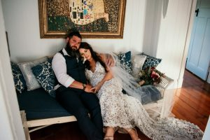 Melanie & Cameron - Married xx Gold Coast Farm House, Numinbah Valley  40
