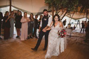 Melanie & Cameron - Married xx Gold Coast Farm House, Numinbah Valley  49