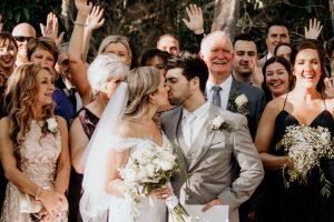Danielle & Chris xx Married - Bundaleer Rainforest Gardens, Brisbane  18