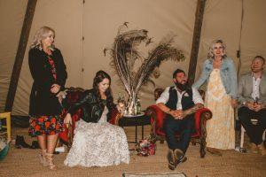 Melanie & Cameron - Married xx Gold Coast Farm House, Numinbah Valley  57