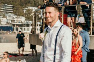 Courtney & Hayden Married xx Burleigh Heads beach- Gold Coast xx  40