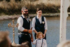 Melanie & Cameron - Married xx Gold Coast Farm House, Numinbah Valley  94