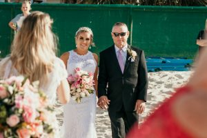 Courtney & Hayden Married xx Burleigh Heads beach- Gold Coast xx  44