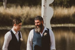 Melanie & Cameron - Married xx Gold Coast Farm House, Numinbah Valley  97