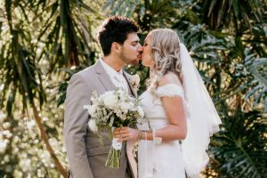 Danielle & Chris xx Married - Bundaleer Rainforest Gardens, Brisbane  22