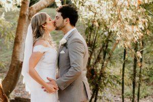 Danielle & Chris xx Married - Bundaleer Rainforest Gardens, Brisbane  25