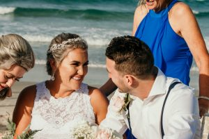 Courtney & Hayden Married xx Burleigh Heads beach- Gold Coast xx  48
