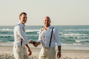 Courtney & Hayden Married xx Burleigh Heads beach- Gold Coast xx  50