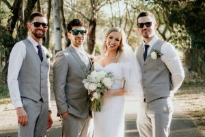 Danielle & Chris xx Married - Bundaleer Rainforest Gardens, Brisbane  30