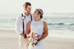 Courtney & Hayden Married xx Burleigh Heads beach- Gold Coast xx  53