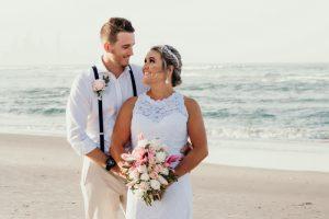 Courtney & Hayden Married xx Burleigh Heads beach- Gold Coast xx  54