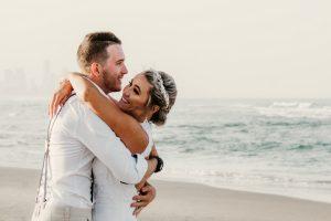 Courtney & Hayden Married xx Burleigh Heads beach- Gold Coast xx  55