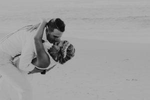 Courtney & Hayden Married xx Burleigh Heads beach- Gold Coast xx  56
