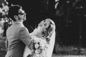 Danielle & Chris xx Married - Bundaleer Rainforest Gardens, Brisbane  34