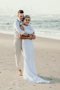 Courtney & Hayden Married xx Burleigh Heads beach- Gold Coast xx  58